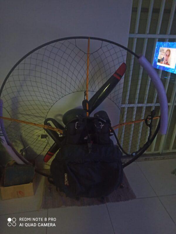Paramotor Monster Plus partida elétrica