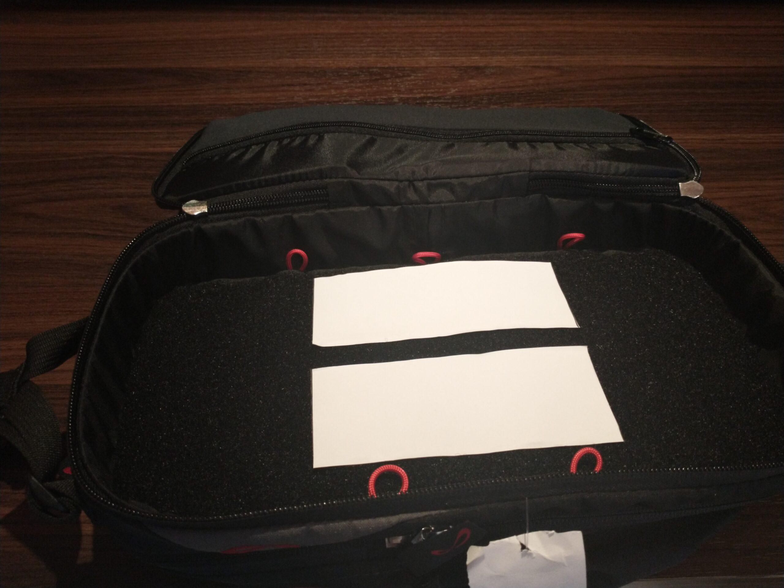 Container Frontal XC Para Instrumentos